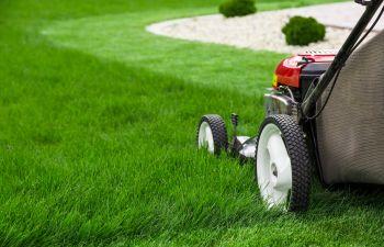 Mowing A Lawn Atlanta, GA
