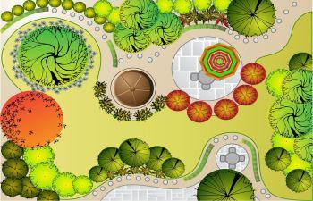 Landscape Plans Alpharetta GA